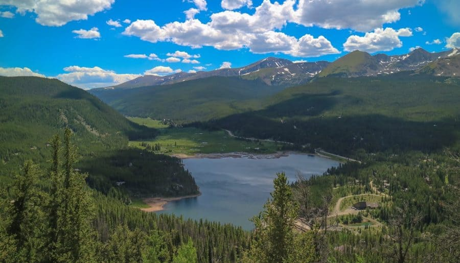 Timelapse of Breckenridge, Colorado