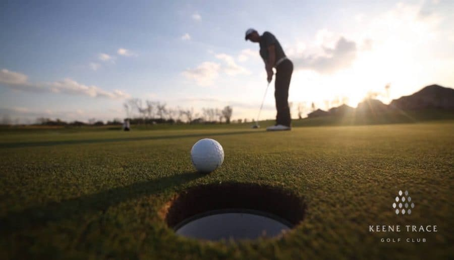 Promotional Video for Keene Trace Golf Club