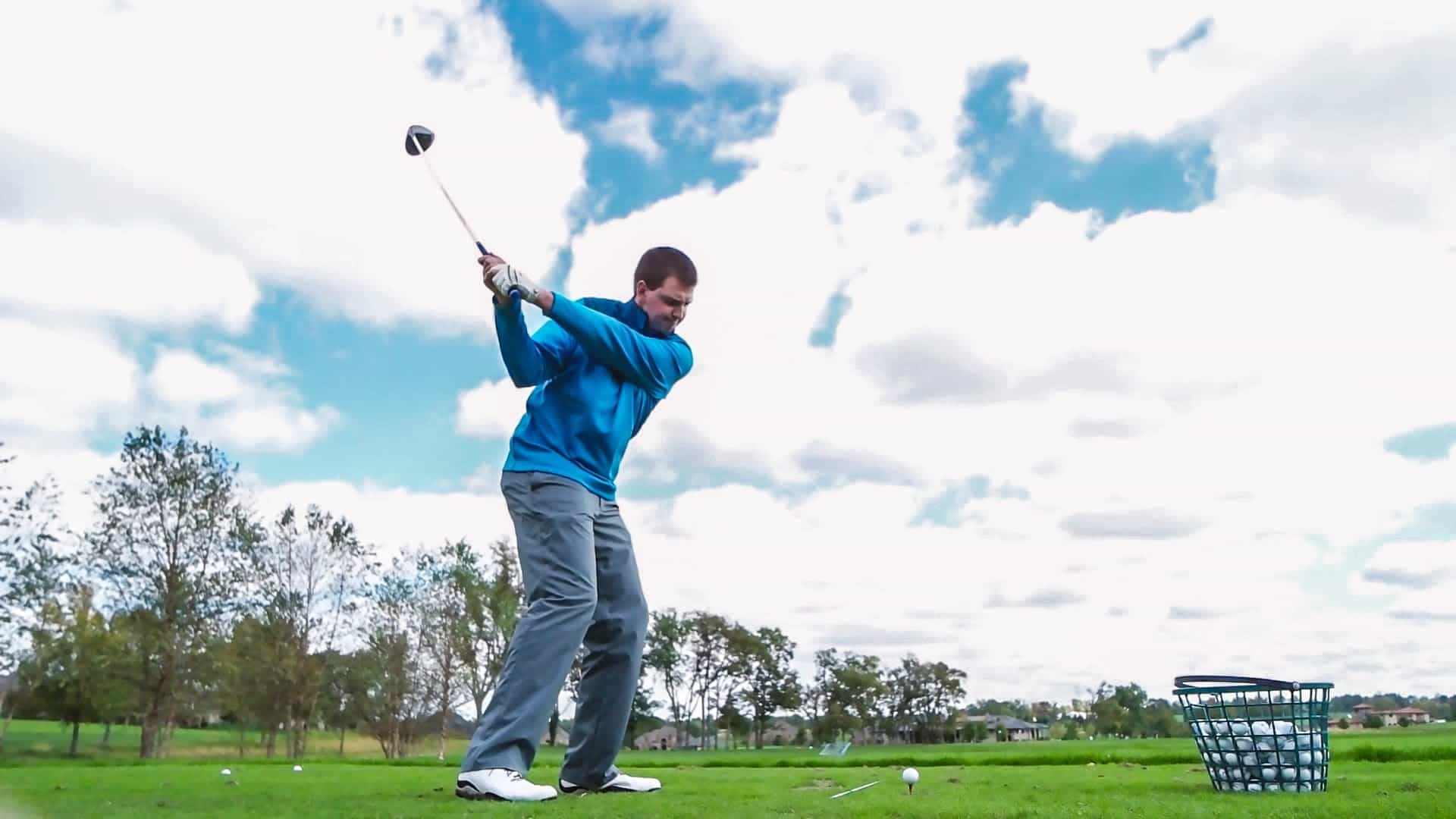 Golf Recruiting Video for Korey Philpot